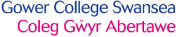 Gower College Swansea Wordmark