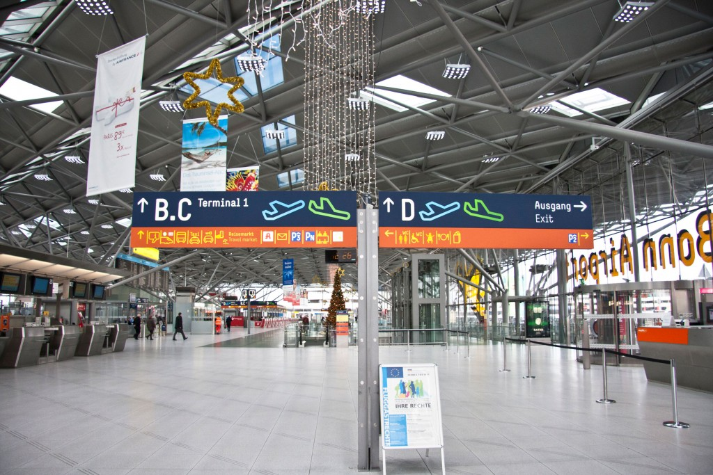 Overhead Sign Terminal 2